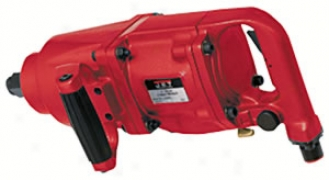 1'' Sqr. Dr. Industrial Impact Wrench, D-handle