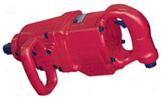 1'' Square Drive Heavy-duty Industrial Impact Wrench -pistol Grip