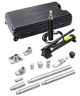 10-ton Collision Repair Set - Usa Hydraulics