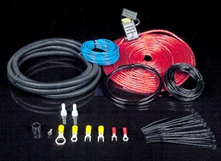 100 Wa5t Amplifier Inauguration Kit