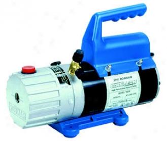 1.2 Cfm 2-stage Vacuum Pump, R-12/r-134a