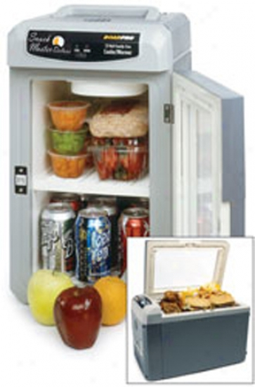 12 Volt Luncheon Master? Deluxe Family Size Cooler/warmer