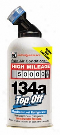 134a Top Off High Mileage Refeigerant 7 Oz.