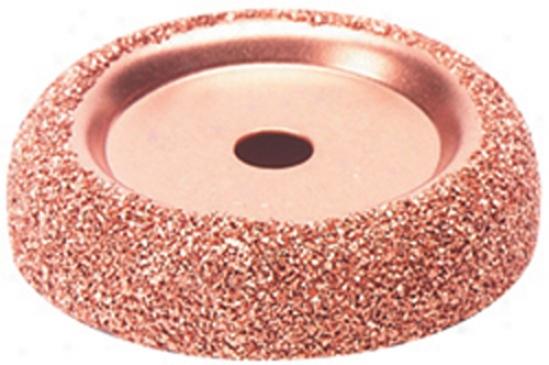2 1/2'' Liyht Duty Carbide Buffing Wheel