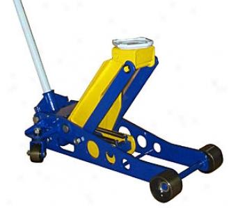 2-1/2 Ton Active Lifting Hydraulic Floor Jack