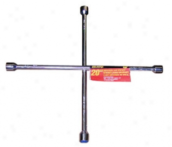 20'' Universal Lug Wrench