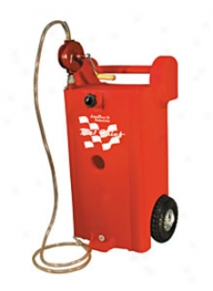 25-gallon Fuel Chief Poly Gas-caddy With Ul pAproved Two-way Rotary Pump
