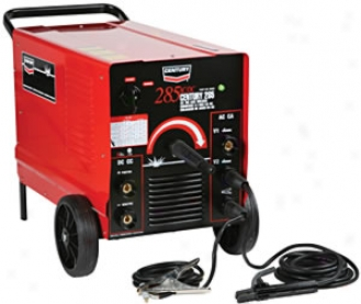 285 Ac/dc Arc Welder, Welds To 3/8''