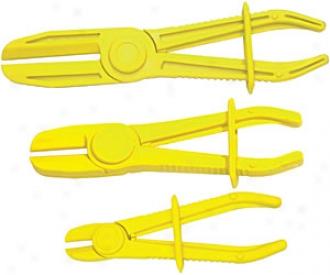 3 Piece Line Clamp Set