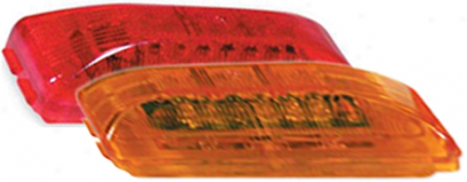 3?'' Single Led Sealed Clearance/marker Lights