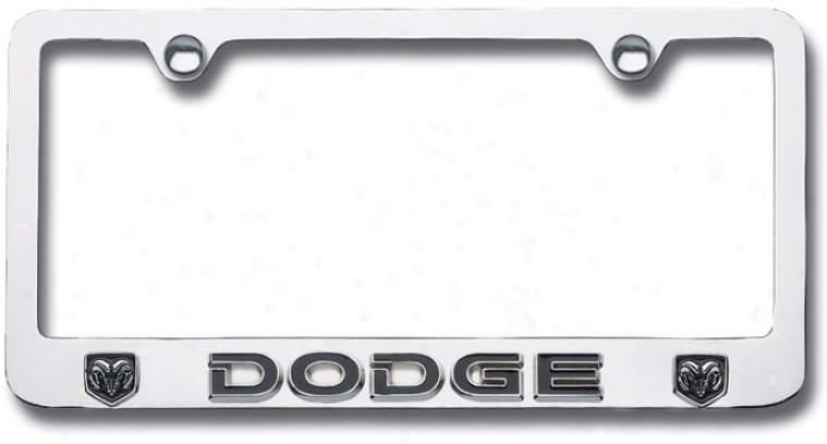3d License Plate Frames