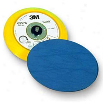 3m 6'' Stikit D/a Disc Pad