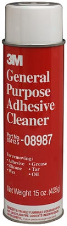3m General Purpose Adeshive Cleaner