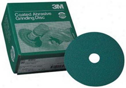 3m Green Corps 7'' Grinding Discs (grade 36)