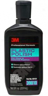 3m Plastic Cleaner 8 Fl Oz.