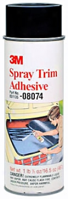 3m Spray Trim Adhesive (16.8 Oz.)