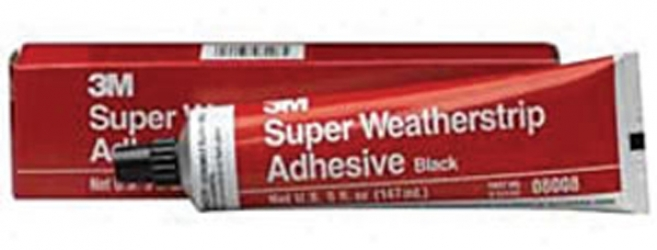 3m Super Weatherstrip Adhesive - 5 Oz. Tube