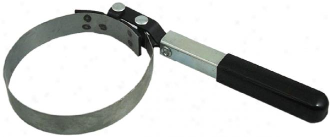 4 5/8'' Swivel Grip Truck Filter Wrench