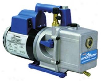 4 Cfm 2-stage Vacuum Pump, R-12/r-134a