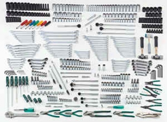 480 Piece Senior Mechanics Tool Set