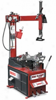 5000 Series Rim Clamp Tire Changer - Ai5 Be forced along