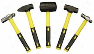 5pc. Hammer Assortment Set