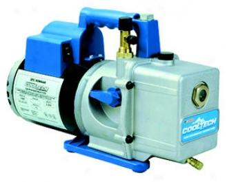 6 Cfm 2-stage Vacuum Pump, R-12/r-134a
