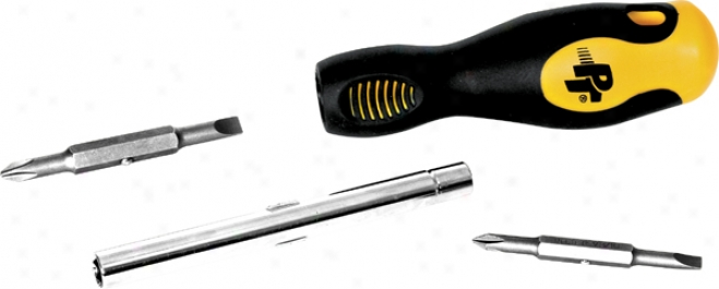 6-in-1 Screwdriver Set