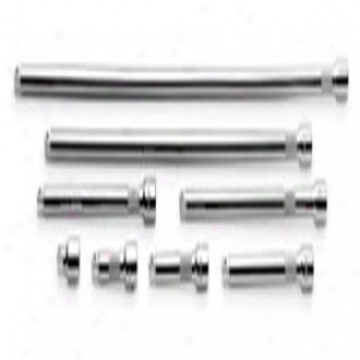 6 Piece Superkrome Extension Set - 3/8'' Drive