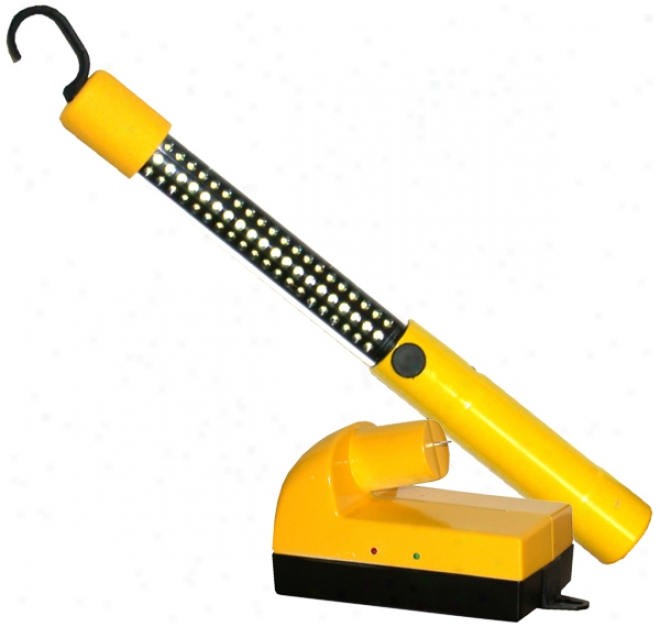 60 Led Cordless Rechargeable Worklight