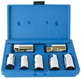 7 Pc. Stud Remover/installer Kit -fractional
