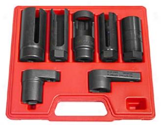 7pc. Sensor & Sending Unit Socket Set