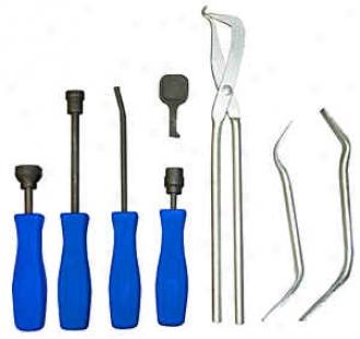 8 Pc. Brake Tool Set