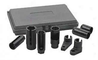 8 Piece, Master Sensor Socket Kit