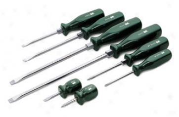 8 Piece Suregrip Combination Screwdriver Set