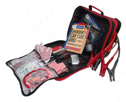 Aaa 70 Piece Road Exigency Kit