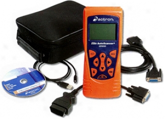 Actron Cp9185 Elite Autoscanne Obd Ii Enhanced Scanner
