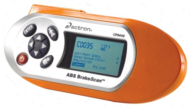 Actron Cp9449 Abs Brakescan