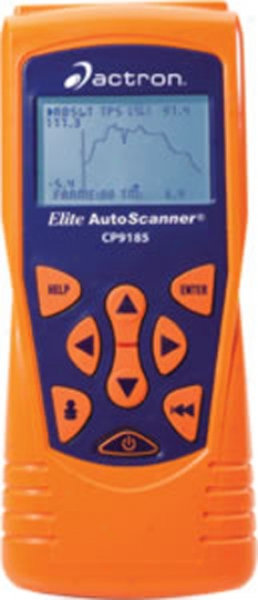 Actron Elite Autoscanner? With Obd Ii (optional Obd I Upgrade Available)