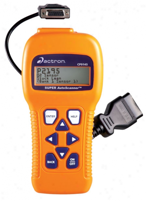 Actron Obd Ii Super Autoscanner -cp9145