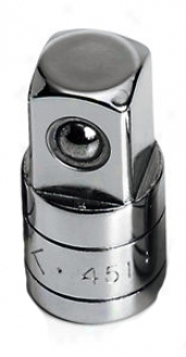 Adapter - 3/8''f - 1/2'' M
