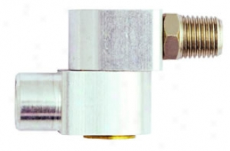 Air Hose 360 Degree Swivel Connector - 3/8'' Npt