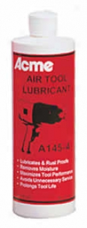 Air Tool Oil - 4 Oz. Bottle