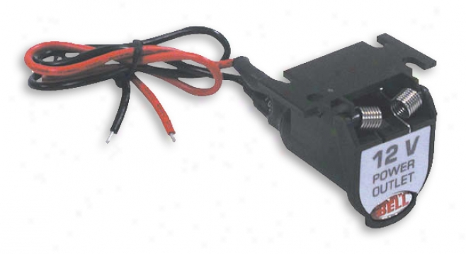 All Weather 12v Power Socket