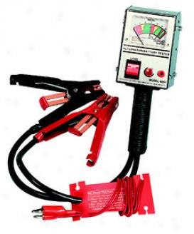 Alternator/battery Tester - 125 Amp Load, Hand Held