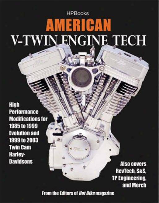 American V-twln Engine Tech