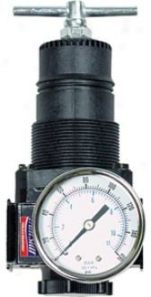 Amstar 1/2'' Air Pressure Regulator In the opinion of Gauge