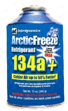 Arctic Freeze Refrigerant R-134a+ (13 Oz.)