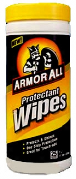 Armor All Protectant Wipes (25 Ct)
