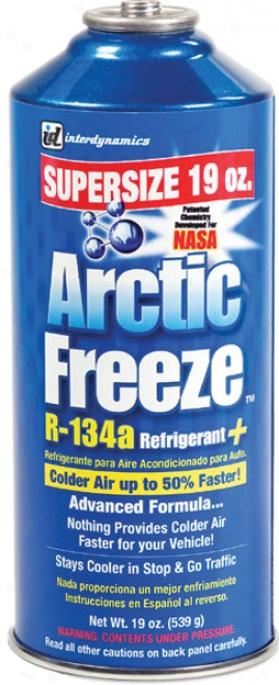 Artic Freeze R-134a Refrigerative (19 Oz)